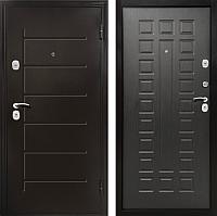 Входная дверь Магна Йорк (205x96, венге правая) -