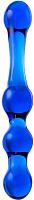 Фаллоимитатор Sexus Glass / 912151 (синий) -