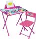Комплект мебели с детским столом Ника My Little Pony / LP1 -