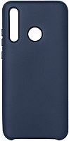 Чехол-накладка Volare Rosso Suede для Honor 10I / Honor 20 Lite (синий) -