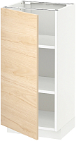 Шкаф-стол кухонный Ikea Метод 992.185.28 -