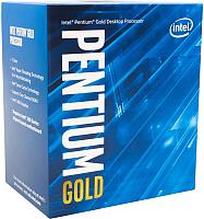 Процессор Intel Pentium Gold G5420 Box (BX80684G5420 S R3XA) -