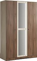 Шкаф Мебель-КМК 3Д Атланта 0741.7 (ясень шимо светлый/ясень шимо темный) -