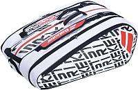 Спортивная сумка Babolat Rh X 12 Pure Strike / 751201-149 (белый/красный) -