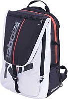 Рюкзак спортивный Babolat Backpack Pure Strike / 753081-149 (белый/красный) -