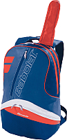 Рюкзак для бадминтона Babolat Backpack Bad Team Line / 757007-330 (темно-синий/красный) -