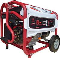 Бензиновый генератор Weima WM8500BF (с колесиками) -