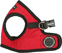Шлея Puppia Soft Vest / PAHA-AH305-RD-S (красный) -