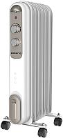 Масляный радиатор Polaris CR V 0715 Compact (белый/шампань) -