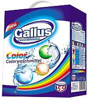 Стиральный порошок Gallus Для стирки цветных тканей (3.575кг) -