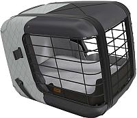 Автобокс для собак 4pets Caree Cool Grey / 10.70511.0010 -