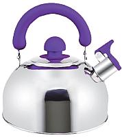 Чайник со свистком Bellissimo Whistling Kettle (фиолетовый) -