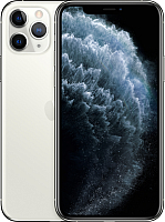 Смартфон Apple iPhone 11 Pro 256GB / MWC82 (серебристый) -