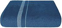 Полотенце Aquarelle Лето 50x90 (темно-синий) -