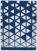 Полотенце Aquarelle Орион 50x90 (белый/темно-синий) -