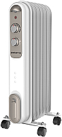 Масляный радиатор Polaris CR V 0920 Compact (белый/шампань) -