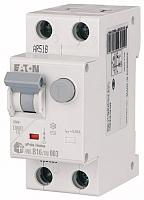 Дифференциальный автомат Eaton HNB-C10/1N/003 1P+N 10А С 6кА 30мА АС 2М / 195125 -