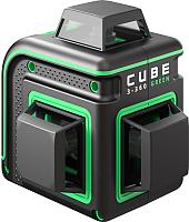Лазерный нивелир ADA Instruments Cube 3-360 Green Professional Edition / A00573 -