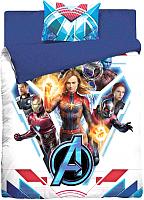 Комплект постельного белья Нордтекс Marvel MARV 1551 25008+8379/4 -