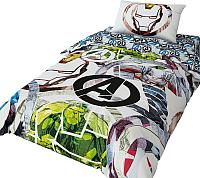Комплект постельного белья Нордтекс Marvel MARV 1558 20049+8382/1 -