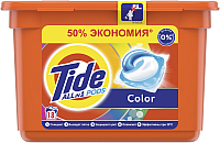 Капсулы для стирки Tide Color (18x24.8г) -
