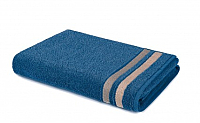 Полотенце Aquarelle Исландия 70x140 (темно-синий) -