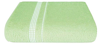 Полотенце Aquarelle Лето 70x140 (светло-зеленый) -