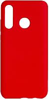 Чехол-накладка Volare Rosso Suede для P30 Lite (красный) -