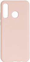 Чехол-накладка Volare Rosso Suede для P30 Lite (розовый песок) -