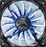 Кулер для корпуса AeroCool Shark Blue Edition -