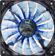 Кулер для корпуса AeroCool Shark Blue Edition -