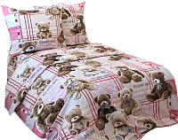 Комплект постельного белья Блакiт Тедди / 2716/4504(02) -