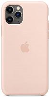 Чехол-накладка Apple Silicone Case для iPhone 11 Pro Pink Sand / MWYM2 -