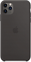Чехол-накладка Apple Silicone Case для iPhone 11 Pro Max Black / MX002 -