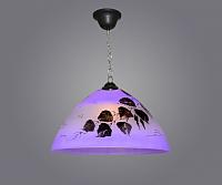 Потолочный светильник РОССвет РС20302 BK/1P -