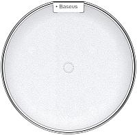 Зарядное устройство беспроводное Baseus iX (серебристый) -