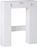 Шкаф для ванной Raval Space 103 / Spa.10.103/N/W (напольный) -