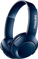 Наушники-гарнитура Philips SHB3075BL (синий) -