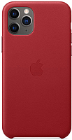 Чехол-накладка Apple Leather Case для iPhone 11 Pro (PRODUCT)RED / MWYF2 -
