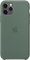 Чехол-накладка Apple Silicone Case для iPhone 11 Pro Pine Green / MWYP2 -