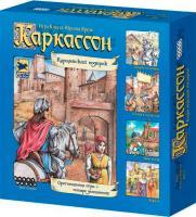 Настольная игра Мир Хобби Каркассон. Королевский подарок (2-е русское издание) -
