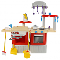 Детская кухня Полесье Infinity basic №4 / 42309 (в коробке) -