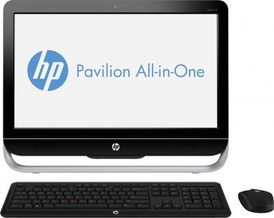 Моноблок HP Pro 3520 AiO (D1V62EA) - вид спереди