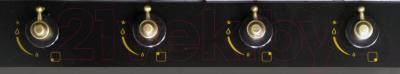 Газовая варочная панель Cata RCI 631 (черный)