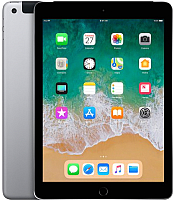 Планшет Apple iPad 2018 32GB LTE Demo / 3D563 (серый космос) -