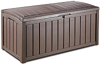 Сундук уличный Keter Glenwood Deck Box / 17193522 (коричневый) -