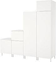 Комплект мебели в прихожую Ikea Опхус 992.401.43 -