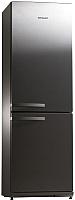 Холодильник с морозильником Snaige RF34NG-Z1CB27 -