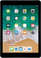Планшет Apple iPad 2018 128GB LTE / MR722 (серый космос) -