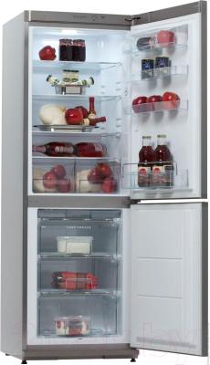Холодильник с морозильником Snaige RF32SM-S1CB210